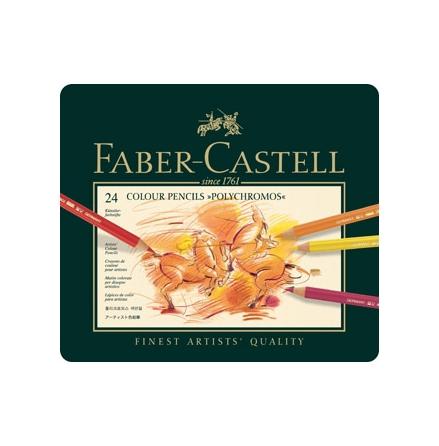 Polychromos set Faber-Castell