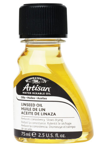 Linseed oil W&N Artisan