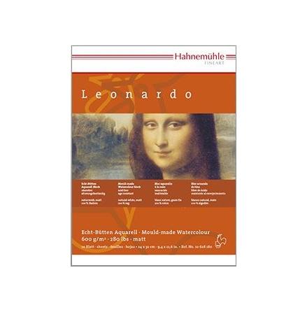 Akvarellblock Hahnemuhle Leonardo 600g