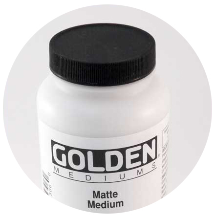 Matt Medium (Golden)