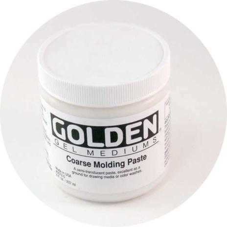 Molding Paste, Coarse