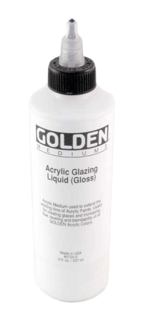 Acrylic Glazing Liquid blank