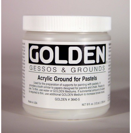Golden 237ml Acrylic Ground for Pastels