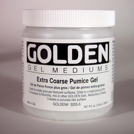 Extra Coarse Pumice Gel 3205