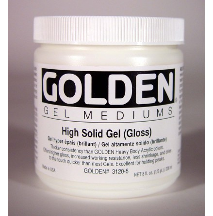 High Solid Gel (gloss) 3120