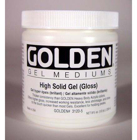 Golden 237ml High Solid Gel (gloss)