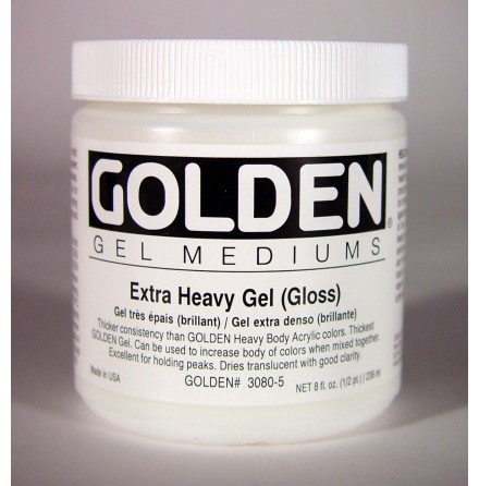 Golden 237ml Extra Heavy Gel (gloss)