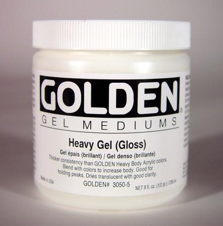 Heavy Gel (Golden)