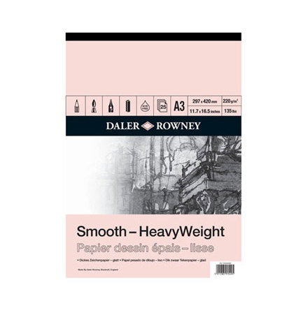 Smooth Heavy Weight 220g