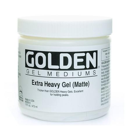 Extra Heavy Gel Matte 3060