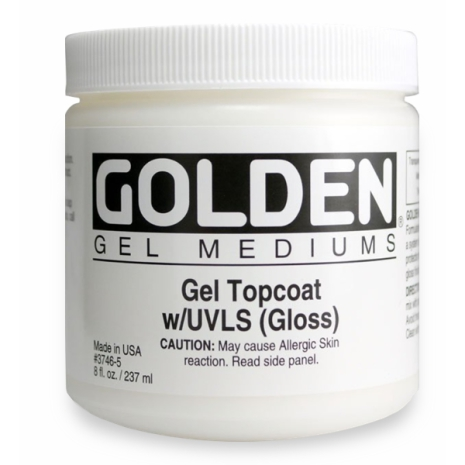 Gel Topcoat gloss 3746