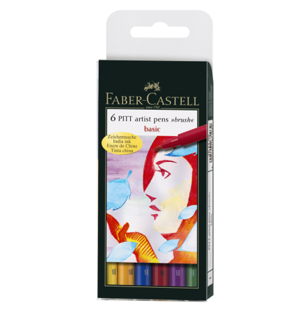 Pitt Artist Pen Basic-set
