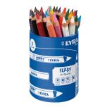 Ferby färgpennor 36st i burk