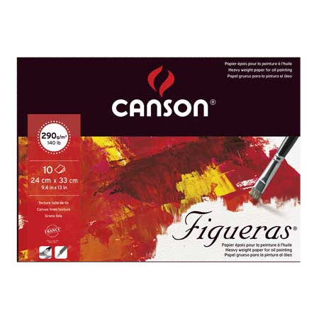 Oljemålningsblock Canson Figueras