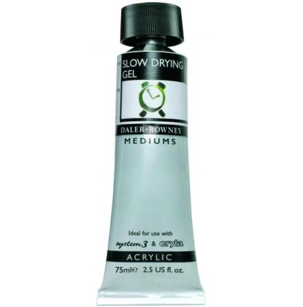 Slow drying gel (D-R)