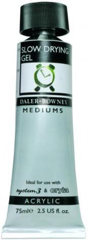 Slow drying gel (D-R)
