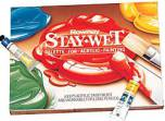 Stay-wet palette