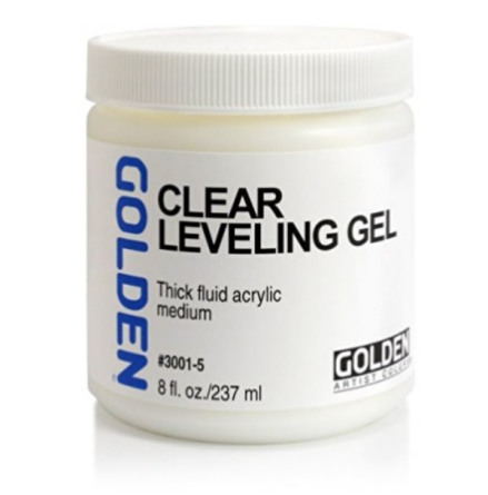 Golden 237ml Clear Leveling Gel