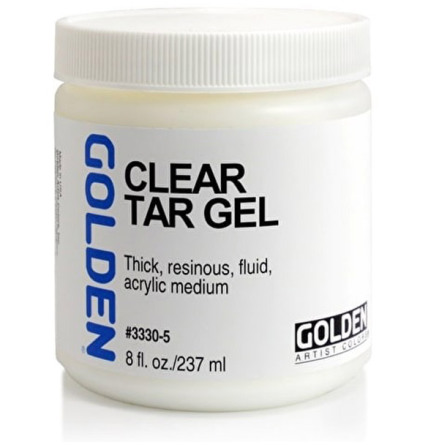 Golden 237ml Clear Tar Gel