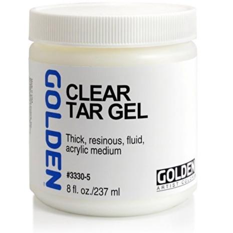 Clear Tar Gel 3330