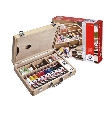 van Gogh Basic Box akrylset