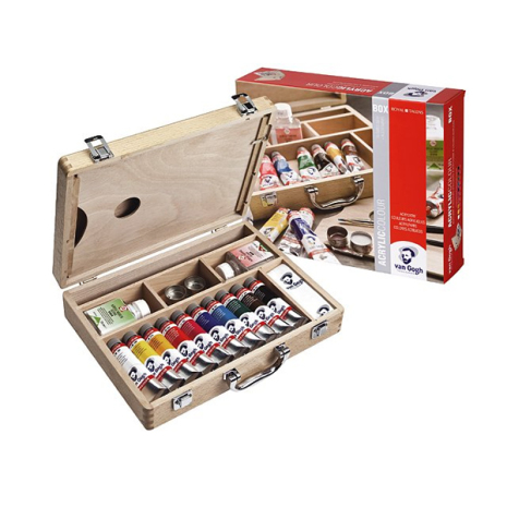 van Gogh Basic Box akrylset
