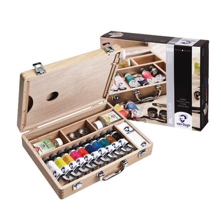 van Gogh Basic Box oljefärgset