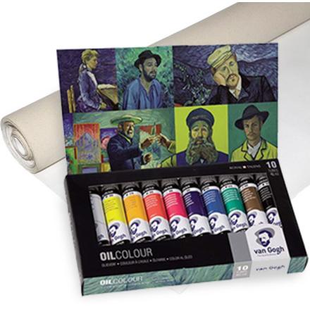 Kampanj van Gogh + Dukrulle