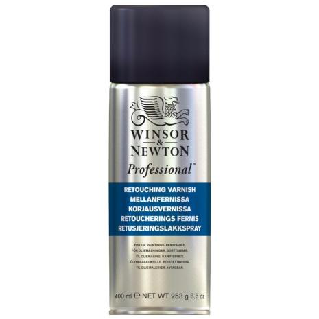 Mellanfernissa spray W&N