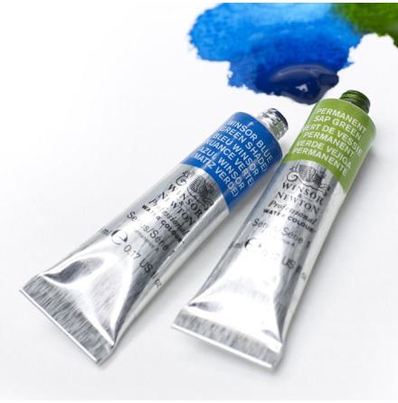 Winsor & Newton akvarellfärg tub 5ml