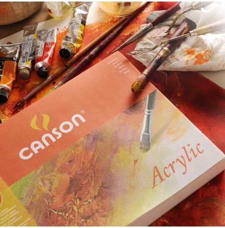 Canson Acrylic block