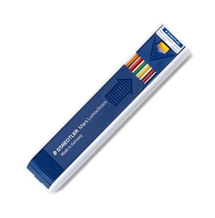 Blyertsstift Staedtler färgade 2mm