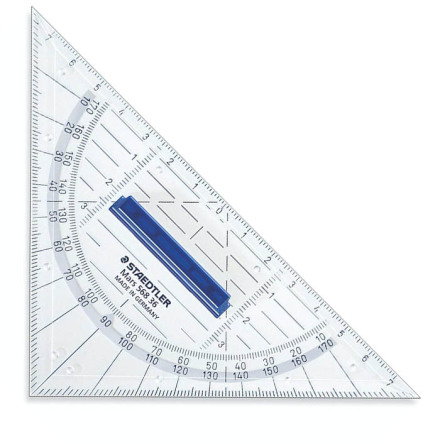 Staedtler linjal Mars 568 Geometri 16cm