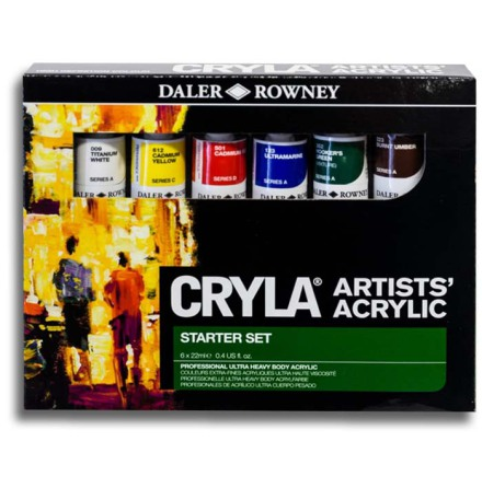 Cryla Starter Set 6x22ml