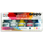 Abstract Acrylic Ink set 5x30ml