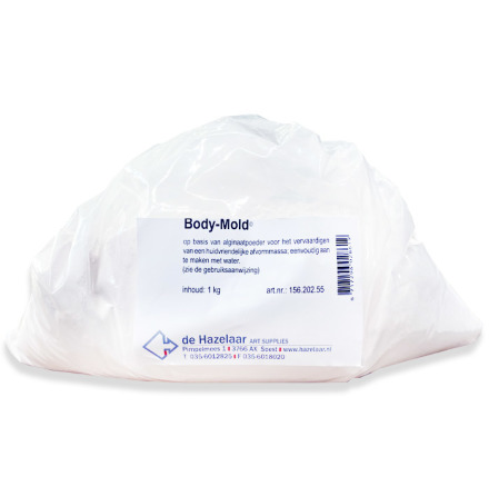 Body Mould Alginat 1kg