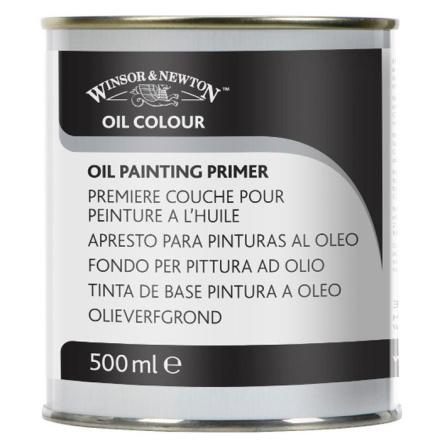 W&N gesso 500ml oljebaserad